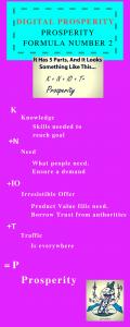 Prosperity Formula 2