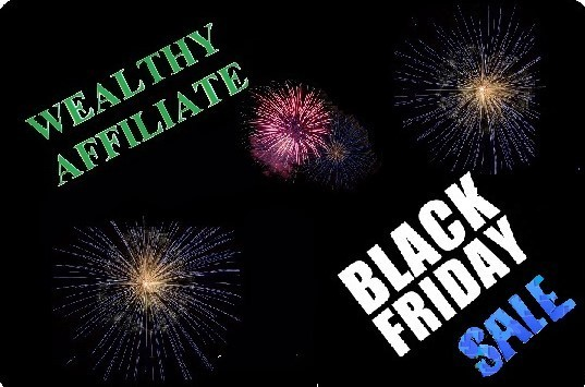 Fire works for WA black Friday